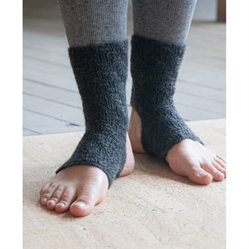 Irmelin Dark Grey Alpaca Bolivia