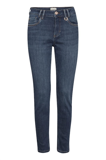 Anna Jeans Shape Up Dark Blue Denim